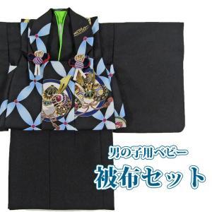男の子ベビー着物 byhh04|maisugata