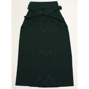 女性袴Mサイズ[緑]無地|maisugata