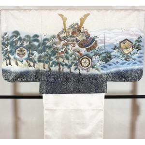 男の子5歳着物袴11点セットnisi06|maisugata