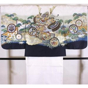 男の子5歳着物袴11点セットnisi08|maisugata