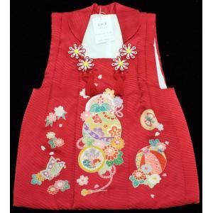 女の子3歳被布コート 正絹shi15|maisugata