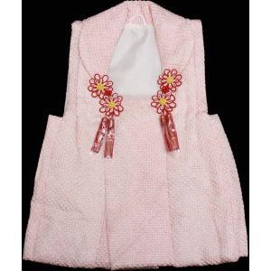 女の子3歳被布コート 正絹Sサイズsshi03|maisugata