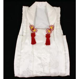 女の子3歳被布コート 正絹Sサイズsshi04|maisugata