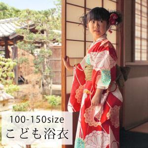[ジュニア]女の子ゆかた(単品/セット)菊 wko5 maisugata