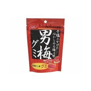 濃厚な梅の味わいが噛むほどにしみ出す梅干し味グミです。  【注文時の注意点】 ●この商品はセンター直...