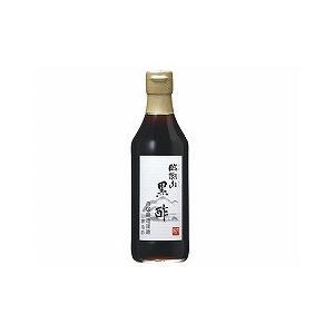 内堀 臨醐山黒酢 瓶 360ml x6