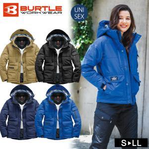 BURTLE バートル 防寒ジャケット大型フード付 ユニセックス 7510  男女兼用 作業着 防寒 防風 長袖 バイク アウトドア かっこいい おしゃれ レディース メンズ|majestextrade