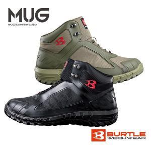 BURTLE(バートル) セーフティフットウェア(ユニセックス) 812|majestextrade