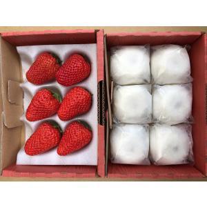 苺大福 いちごのしあわせ 和菓子 ギフト ( 8個セット)|mak