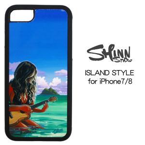 iPhone7 iPhone8 ケース ブランド Christie Shinn iPhoneカバー ISLAND STYLE クリスティ シン|makai