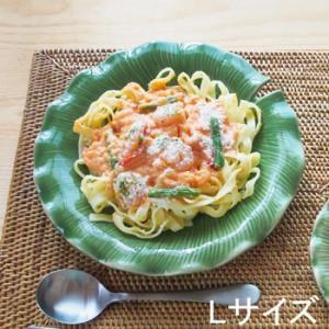 アジアン雑貨 ロータスリーフトレイ Lサイズ 皿 食器 ハワイアン雑貨 makai