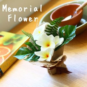メモリアルフラワー プルメリア(BOX入り)|makai