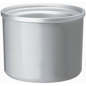 クイジナート アイスクリームメーカー用 フリーザーボウル ICE-30用 Cuisinart ICE-30RFB 2-Quart Freezer Bowl, Stainless Steel 【並行輸入品】 makanainc