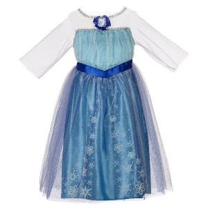 ディズニー アナと雪の女王 Frozen エンチャントドレス エルサ【並行輸入品】|makanainc