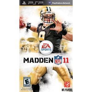 Madden NFL 11-Nla  Sony PSP用 輸入版 makanainc
