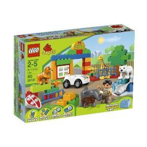 レゴ レゴブロック デュプロ初めての動物園 6136 My First Zoo makanainc