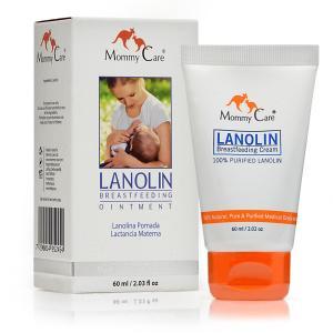 MommyCare オーガニック ラノリンクリーム 60ml 乾燥肌・敏感肌用エモリエントクリーム|makanainc