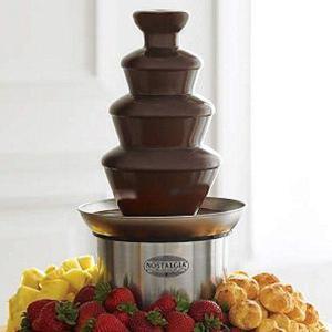 ノスタルジア チョコレートフォンデュ チョコレートファウンテン ステンレス製 CFF-986 並行輸入品 makanainc