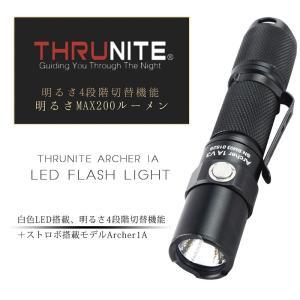 ThruNite  スルーナイト Archer 1A LEDフラッシュライト makanainc