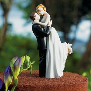 ウェディング ケーキトッパー 結婚式 アイテム True Romance makanainc