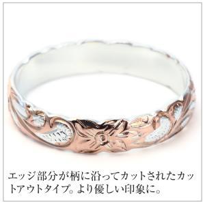 ハワイアンジュエリー リング 指輪 ピンキーリ...の詳細画像4