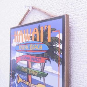 KAILUA カイルア インテリアプレート インテリアボード ハワイアン雑貨 Hawaiian 木製看板 ZAK-2000|makanilea-by-lma|02