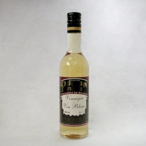 ペルシュロン)フランス産 白ワイン ビネガー  500ml|makariro-sankitchen