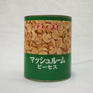 富士商会) マッシュルーム P&S ピーセス 2号缶 850g|makariro-sankitchen