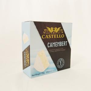 人気のチーズ!デンマーク産 カマンベールチーズ 125g|makariro-sankitchen