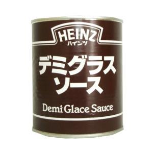 人気!ハインツ) デミグラスソース 2号缶 840g makariro-sankitchen