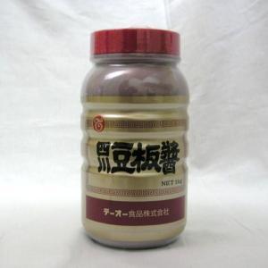 TO) 四川 豆板醤(トウバンジャン)唐辛子みそ 1kg|makariro-sankitchen