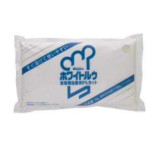 ナガノトマト)顆粒 ホワイトルウ 食塩相当量80%カット 1kg makariro-sankitchen