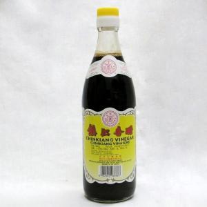 中国  鎮江香醋(チンコウコウズ) 黒酢 550ml|makariro-sankitchen