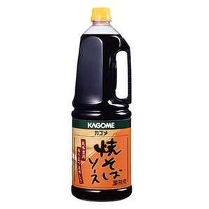 カゴメ) 業務用 焼きそばソース 2.1kg|makariro-sankitchen