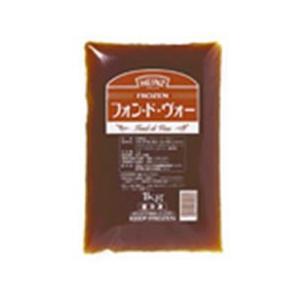 ハインツ) 冷凍 フォンドヴォーソース 1kg makariro-sankitchen
