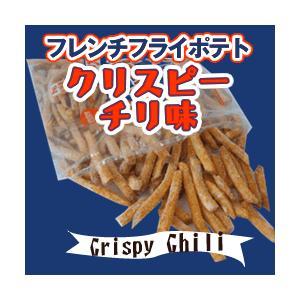 ハインツ日本) フレンチフライポテト クリスピーチリ味(ストレートカット) 1kg