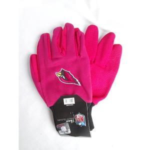 ■TITLE■ アリゾナ カーディナルス ARIZONA CARDINALS NFL 手袋 グローブ...