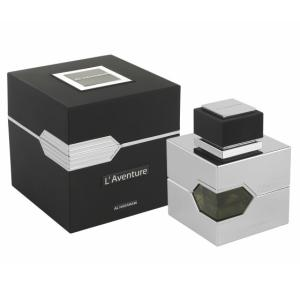 送料無料 正規代理店 アルハラメイン AL HARAMAIN ラベンチャー オードパルファム EDP SP 100ml 香水|makelucky