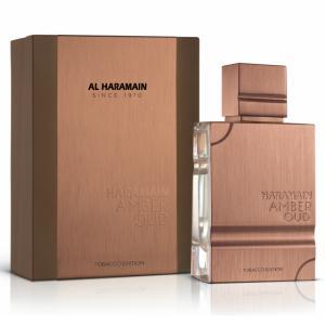 送料無料 正規品販売店 アルハラメイン 香水 AL HARAMAIN アンバー ウード タバコ エディション オードパルファム EDP SP 60ml|makelucky