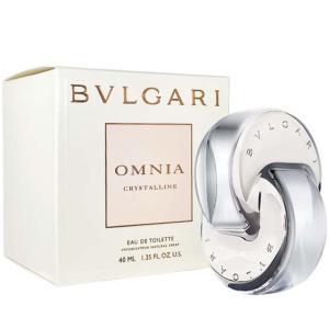 (アウトレット) ブルガリ BVLGARI オムニア クリスタリン オードトワレ EDT SP 40ml (あすつく 香水)|makelucky