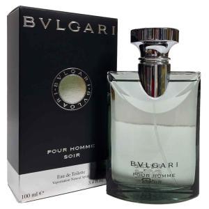 ブルガリ 香水 BVLGARI ブルガリ プールオム ソワール オードトワレ EDT SP 100ml|makelucky