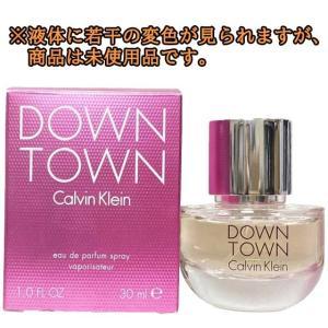 (アウトレット) カルバンクライン CALVIN KLEIN ダウンタウン オードパルファム EDP SP 30ml (あすつく 香水)|makelucky