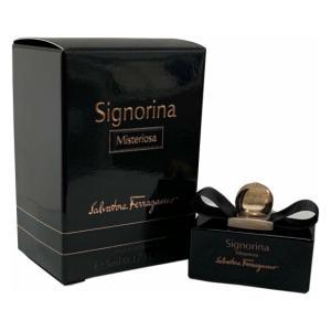 フェラガモ SALVATORE FERRAGAMO シニョリーナ ミステリオーサ オードパルファム EDP 5ml (あすつく 香水)|makelucky