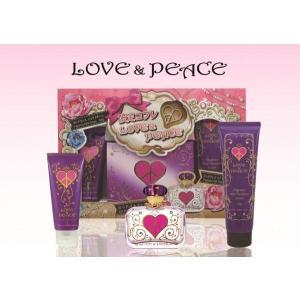 ラブ&ピースパルファム LOVE & PEACE L&P ラブ&ピース オードパルファム EDP SP 50ml 限定コフレ2014冬 (あすつく 香水)|makelucky