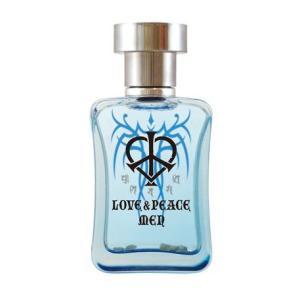 ラブ&ピースパルファム LOVE & PEACE L&P ラブ&ピース メン オードパルファム EDP SP 50ml (あすつく 香水)|makelucky