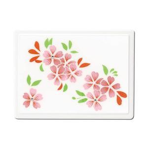 1509-02-11 蒔絵付箋ケース「雅」 スワロフスキー桜(白)|makie