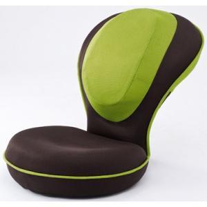 美姿勢座椅子 背筋がGUUUN 骨盤 姿勢 椅子 座椅子 姿勢矯正 骨盤矯正 リクライニング オフィス コンパクト|makino