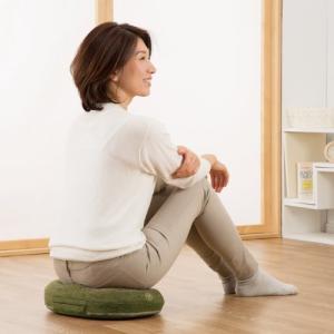 キュットブル 骨盤底筋 クッション 産後 筋力低下 エクササイズ 骨盤矯正|makino