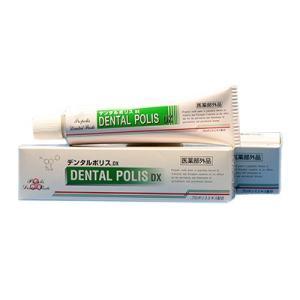 プロポリス歯磨き デンタルポリスDX 3本セット|makino