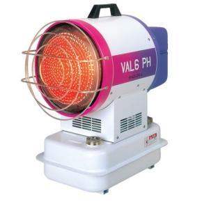静岡 赤外線オイルヒーターVAL6PH 60HZの商品画像